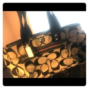 Coach Bag Excellent Condition Worn Once!